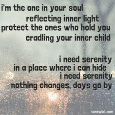 Serenity~ Godsmack