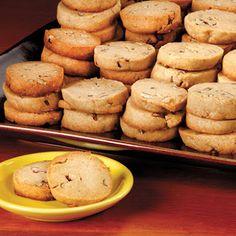Jewel's Icebox Cookies @keyingredient