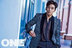 Korean Magazine Lovers (Joo Ji Hoon - One Magazine August Issue '15)