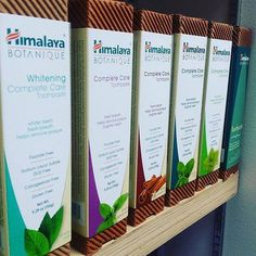 Have you heard of Himalaya Botanique Complete Care Toothpaste?  Great products! #MomsMeet #TigerStrypesBlog