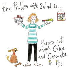 The Problem with Salad