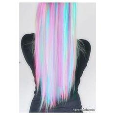 Gorgeous #pastel #hair #colors!