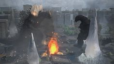 If you're feeling a little down this Monday, cheer up: we're literally hours away from the long-awaited Godzilla PS4! The game promises all the perks of an interactive 3D movie, basically: multipile camera angles, detailed designs of the fearsome fantastic creatures, 25 various locations and a breathtaking fictional world to explore... well, more like demolish! Godzilla's main attraction is the pure joy of destruction - so get all of your pent-up frustrations ready!