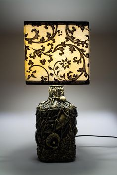 Jack daniels lamp shade gift for him bottle lamp liquor lamps bottle lamp shades gift for him nautical marine style bottle aloadofball Images