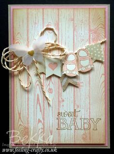 Feeling Crafty - Bekka Prideaux Top Stampin' Up! Demo UK, Nederlands, Österreich, Deutschland France