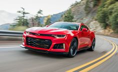 2017 Chevrolet Camaro ZL1 Model
