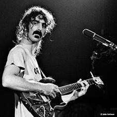 Frank Zappa by_John Gelman