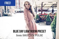 Blue Day Lightroom Preset