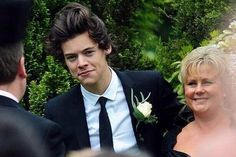 Harry's hair