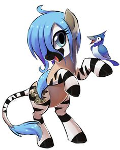 Tiger paw is a zebra but has a heart of a tiger she has great night sight and is teased by her own family she is NOT for adoption of you want to take her as an OC than you can I don't care as long as you don't do the same back story.