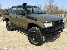 3 ** – 1 – Grzegorz Polewicz – Join in the world of pin Toyota Hilux, Toyota Tacoma 4x4, Toyota Trucks, Toyota Cars, Mini Trucks, 4x4 Trucks, Hilux Mods, Toyota Forerunner, Land Rover Models