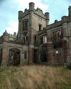 Ury House in Scotland