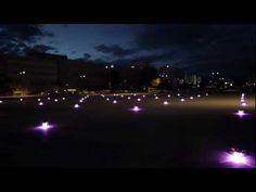 49 Quadrocopters in Outdoor Light Display Formation Flight. More: http://news.cnet.com/8301-17938_105-57507043-1/swarm-of-quadrotors-lights-up-the-austrian-sky/