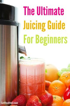 Juice Cleanse Juicing may be the quickest way to add nutrients to your body and feel totally energized. I put together my nine favorite juicing recipes to share with you along with a few juicing 101 tips to get you started! Healthy Juice Recipes, Juicer Recipes, Healthy Juices, Healthy Smoothies, Healthy Drinks, Smoothie Recipes, Get Healthy, Detox Recipes, Recipes For Juicing