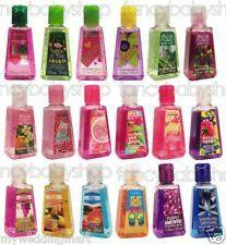 Bath and Body Works hand sanitizers good idea because your hands are gonna get dirty!