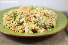 Eat Cake For Dinner: Chicken Broccoli Supreme - No Canned Soup