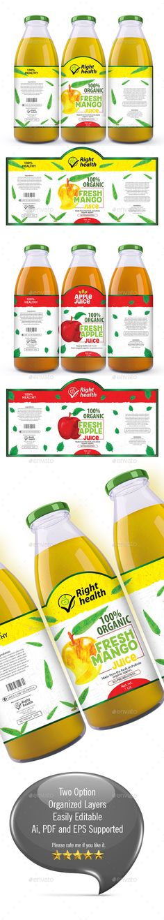 Supplement Label Template | Label Templates, Print Templates And