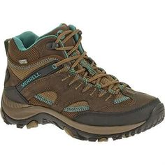 Merrell Salida Mid Waterproof Hiking Boots Size 8 Merrell Salida Mid Waterproof Hiking Boot - Women's Size 8 Brand new never worn no tags. may have lite marks from storage. Backpacking Boots, Hiking Gear, Hiking Backpack, Bootie Boots, Shoe Boots, Ankle Boots, Hiking Sandals, Hiking Boots Women, Waterproof Hiking Boots