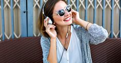 Traffic doesn't seem so bad when you have this pair of headphones. Check out raooz for one that suits you best!