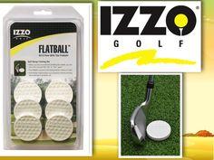 FlatBall Swing Training Aid by Izzo Golf – Golf Aid Reviews