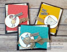 Sootywing Studios: SAB - Hey Chick, Stampin' Up!, Occasions 2017, SAB 2017, Handmade card, Chicken card, Sale-a-bration
