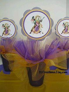 Fiestas+Infantiles,+Decoración+Enredados,+Rapunzel,+Centros+de+Mesa+5.jpg (299×399)