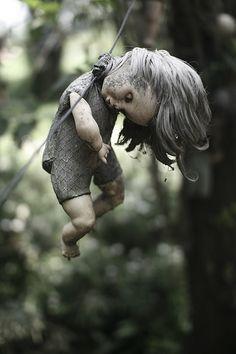 Muñecas feas y con aspecto terrorífico - Taringa!