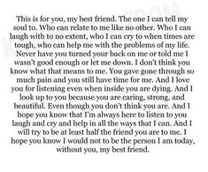 dear best guy friend quotes - Google Search