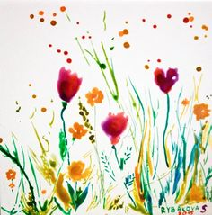 Фиолетовые цветы Такие цветочки хорошо будут смотреться в клумбе! Детская тематика Керамическая плитка для кухни и ванной комнаты 20X20  Краска по керамике Комментируйте, плюсуйте, задавайте вопросы, заказывайте :) #фиолетовые #цветы #керамическаяплитка #рисование #сюжет #ваннаякомната #кухня #изо #рисуемнаплитке #рисованиенаплитке #рисованиенакерамике #плитканакухню #плитканазаказ #плиткавванную #мастеркласспорисованию #сказкидлядетей #краскапокерамике #полянка #клумба