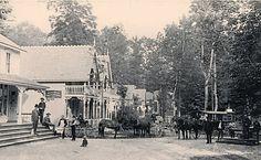 Summer at Grimsby Park, 1906.