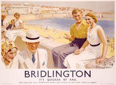 Bridlington seaside. Classically British!