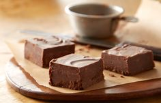 Hershey's Kitchens | Rich Cocoa Fudge Baking Recipe