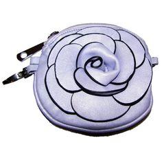 Flower Cross-body Wristlet