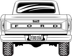 For more than 70 years, the Ford F-Series has represented the epitome of what it means to own and operate a pickup truck in the US of A. Chevy Diesel Trucks, Lifted Ford Trucks, Chevrolet Trucks, 1957 Chevrolet, Chevrolet Impala, Ford 79, Ford Pickup Trucks, 4x4 Trucks, Ford F Series