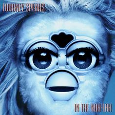 Furbie Album Covers. Well this one of my favorite weird internet things.
