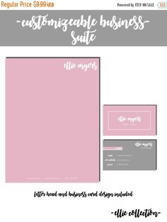 ONE SALE! Was 14.99!  [[WHAT YOU GET]]  • Business Card FRONT  • Business Card BACK  (Customized wit #girlboss #goals #visionboard #glambition