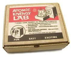 Bolas de fuego atómicas. (Goma de mascar – 1960)