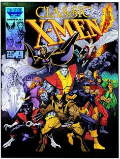 '70s X-Men