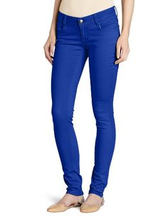 Southpole Juniors Basic Stretch Twill Color Skinny « Impulse Clothes