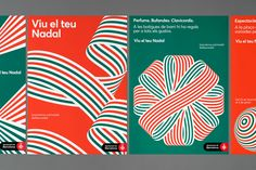 Graphic Design Posters, Graphic Design Inspiration, Christmas Graphic Design, Christmas Graphics, Christmas Posters, Poster Layout, Grafik Design, Illustrations And Posters, Design Reference