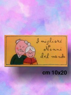 """""""I Migliori Nonni"""" Vendita Online www.arte-frart.it"""