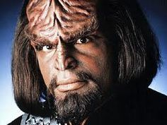 Star Trek The Next Generation Worf - Micheal Dorn