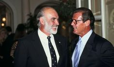 Sean Connery Reflects on His Friendship with Fellow Bond Roger Moore - Esquire.com