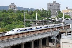 東海道・山陽新幹線 N700系 福山