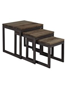 Covert Nesting Table by Modway at Gilt