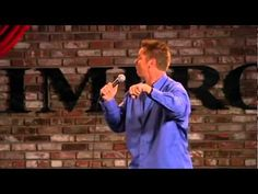 Brian Regan - Emergency Room. If you are having an awful day you must watch this.