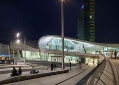 Station Arnhem by UNStudio