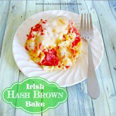 Irish Hash Brown Bake Seduction in the Kitchen
