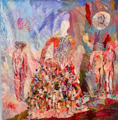 A work by Alice Kettle
