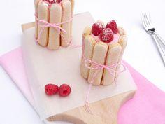 Sinner Sunday: Mini charlotte taartjes